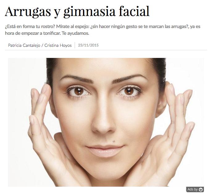 Nuestra dermatóloga Cristina de Hoyos comienza a colaborar con la Revista Marie Claire
