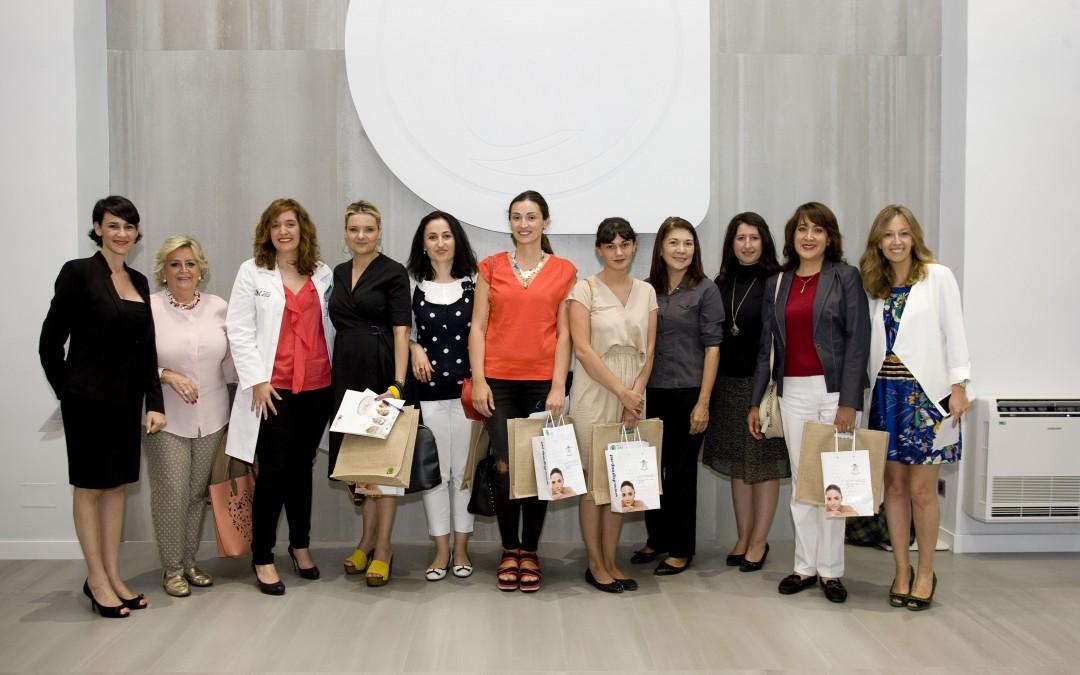Clínicas Ceta organiza una Beauty Party con AIDE (Asociación Internacional de Diplomáticos en España)