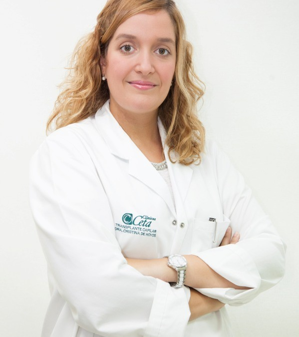 Dra. Cristina de Hoyos