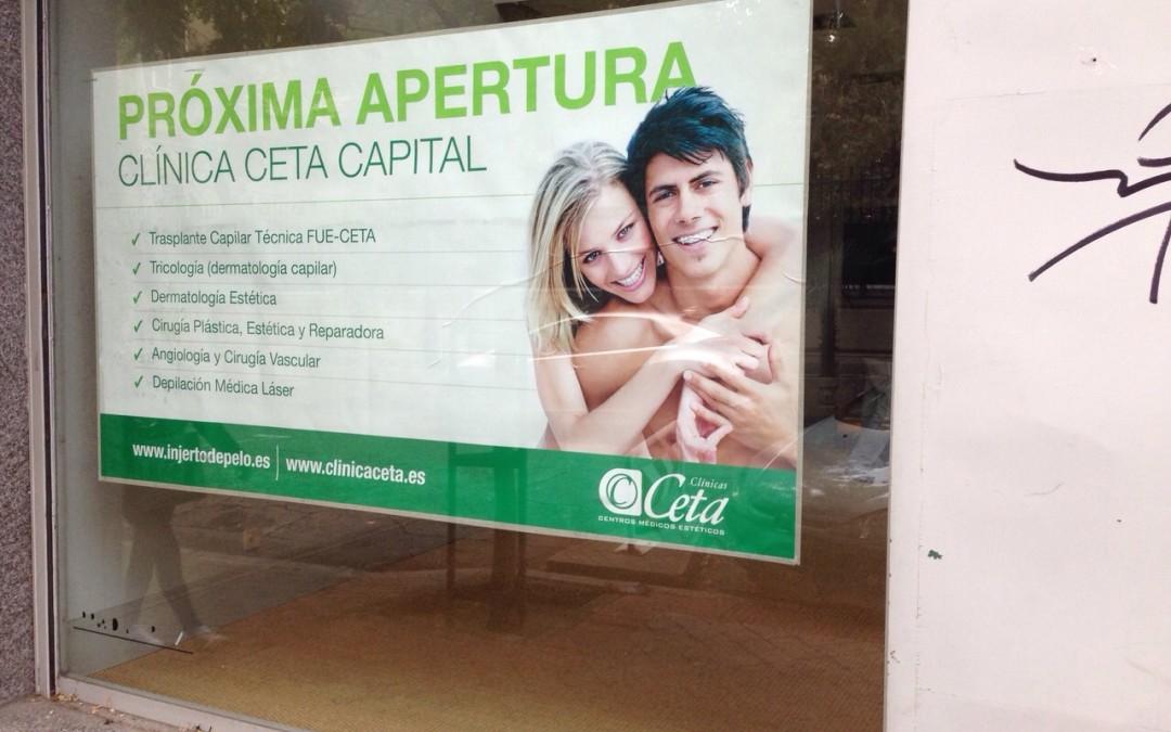 Clínica ceta capital